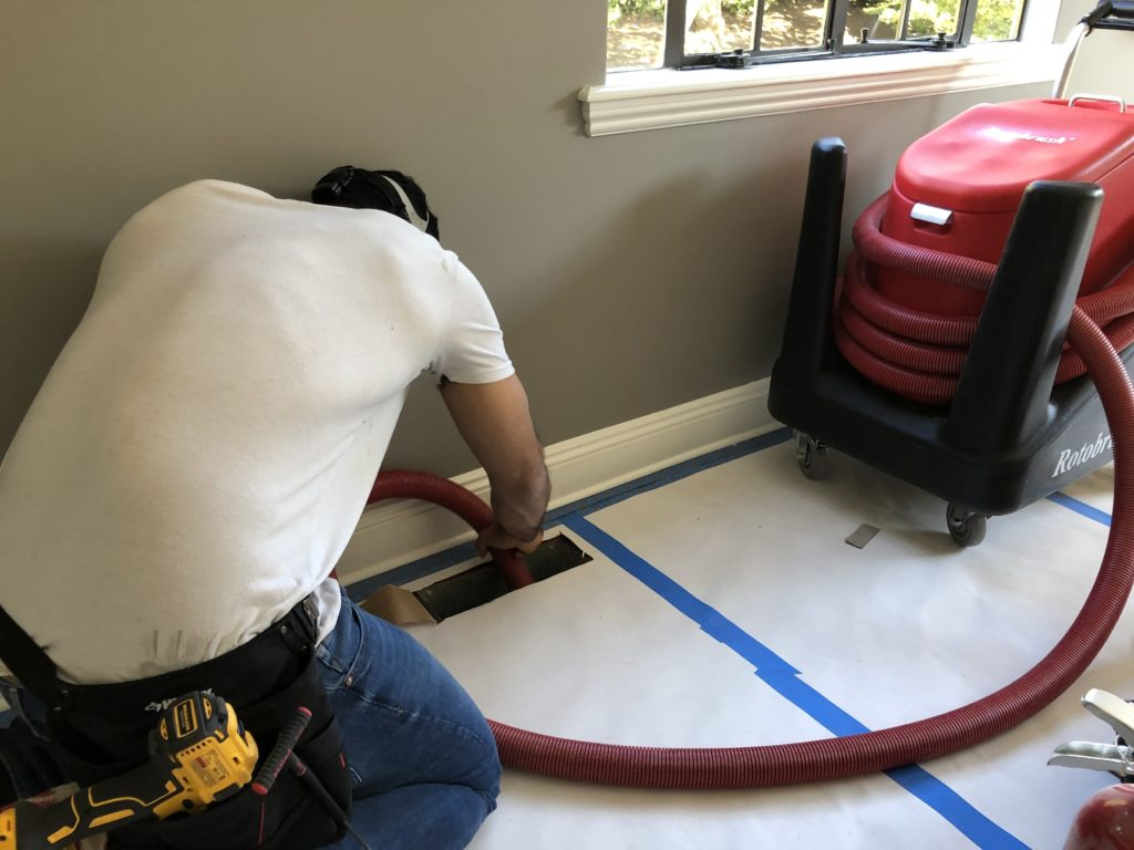 air duct cleaning bay area