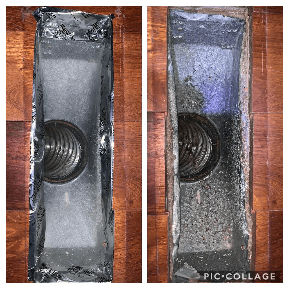 air duct leakage company